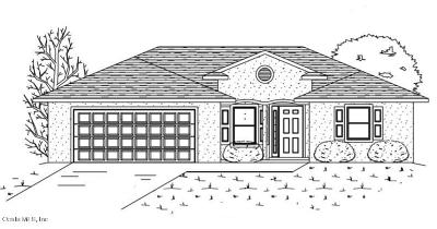 Ocala Single Family Home For Sale: 4315 SE 60th Street