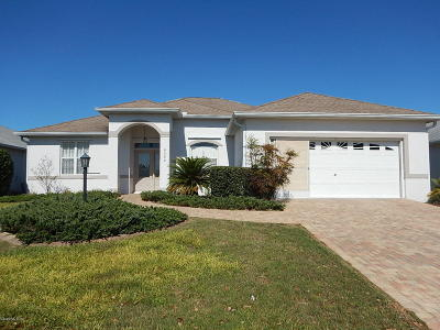 Ocala Single Family Home For Sale: 9389 SW 90th Street