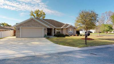 Ocala Single Family Home For Sale: 6810 SE 11th Place