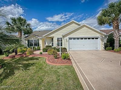The Villages Single Family Home For Sale: 1990 Harston Trail
