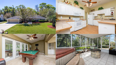 Ocala Single Family Home For Sale: 3478 SW 10 Terrace