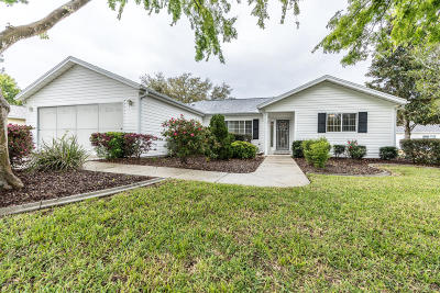 Dunnellon Single Family Home For Sale: 11266 SW 139th Street