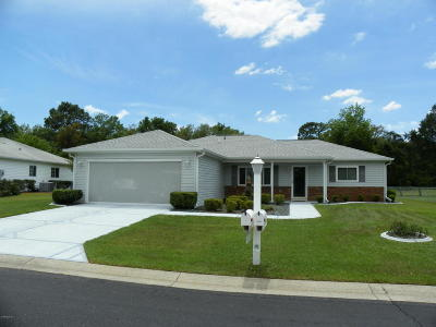 Dunnellon Single Family Home For Sale: 11778 SW 137th Loop