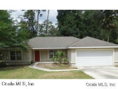 Ocala Single Family Home For Sale: 6720 SE 24th Avenue