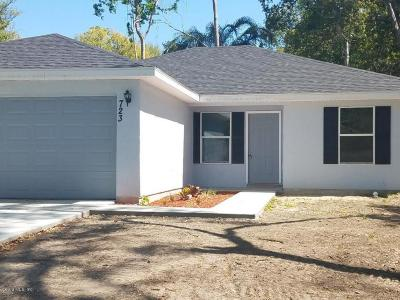 Ocala Single Family Home For Sale: 723 SE 29th Terrace