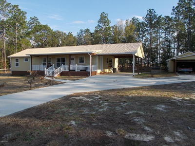 Ocala Single Family Home For Sale: 11620 SW 61st Place Road