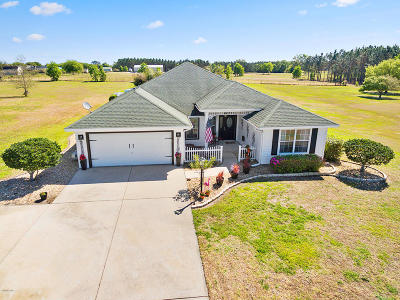 Single Family Home For Sale: 9245 County Road 128c