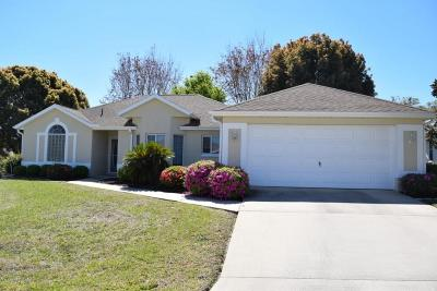 Ocala Single Family Home For Sale: 5056 NW 21 Loop