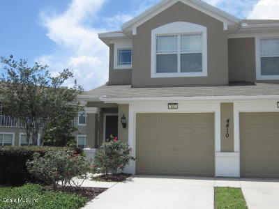 Ocala Condo/Townhouse For Sale: 4410 SW 52nd Circle #102