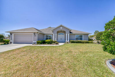 Ocala Single Family Home For Sale: 8624 SW 55th Terrace