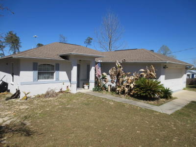 Marion County Single Family Home For Sale: 21421 NE 133rd Street