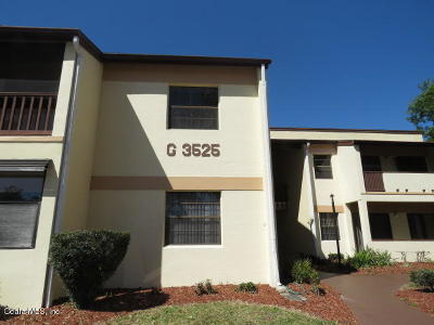 Ocala Condo/Townhouse For Sale: 3525 E Fort King Street #238