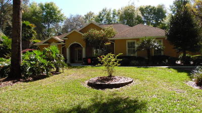 Ocala Single Family Home For Sale: 5019 SE 44th Circle