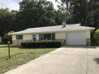 Ocala Single Family Home For Sale: 5011 NE 23 Avenue