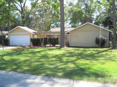 Ocala Single Family Home For Sale: 2120 NE 9th Street