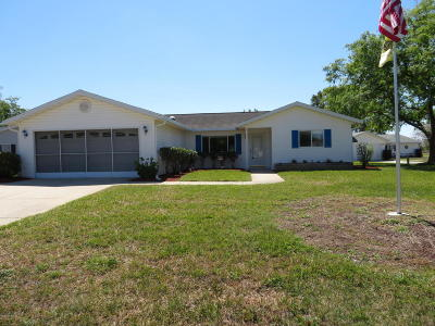 Spruce Creek So Single Family Home For Sale: 10090 SE 179th Place