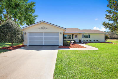 Spruce Creek So Single Family Home For Sale: 17681 SE 102nd Circle