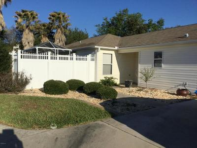 The Villages Single Family Home For Sale: 2515 Greenhill Trail