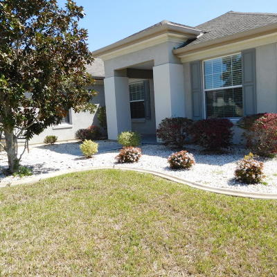 Summerfield Single Family Home For Sale: 8816 SE 119th Street