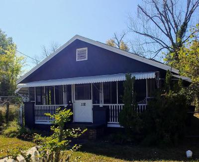 Ocala Single Family Home For Sale: 118 NW Martin Luther King Jr Avenue