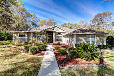 Ocala Single Family Home For Sale: 9420 SE 7th Avenue Road