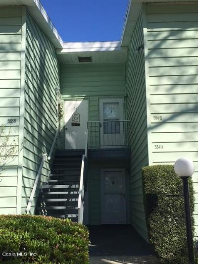 Ocala Condo/Townhouse For Sale: 584-B Midway Drive