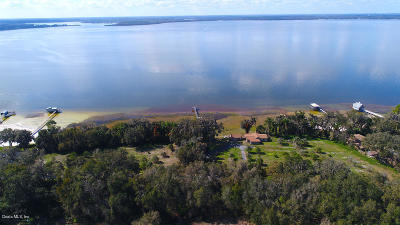Weirsdale FL Single Family Home For Sale: $2,290,000