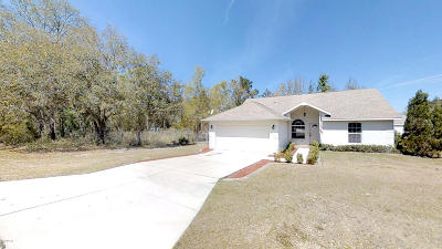Summerfield Single Family Home For Sale: 9315 SE 162nd Place