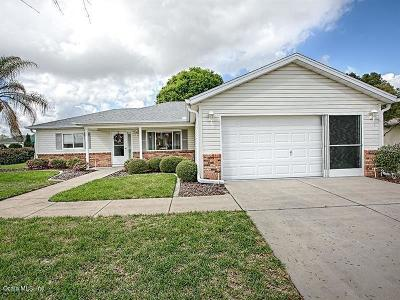 Summerfield Single Family Home For Sale: 13716 SE 87th Terrace
