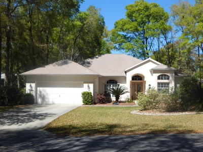 Dunnellon Single Family Home For Sale: 10064 SW 192nd Circle