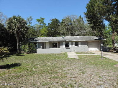 Ocala Single Family Home For Sale: 3061 SE 52nd Street