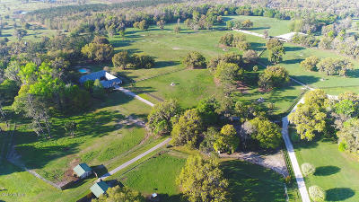Marion County Farm For Sale: 19350 NW 123rd Court