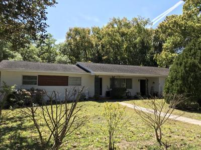 Ocala Single Family Home For Sale: 1224 SE 14th Street