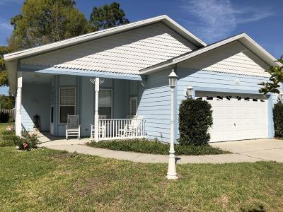 Ocala Single Family Home For Sale: 2108 NE 40th Terrace