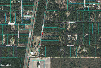 Lake Tropicana Ranchettes Residential Lots & Land For Sale: SW 194th Avenue