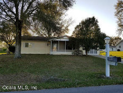 Marion County Rental For Rent: 10750 SW 63rd Avenue
