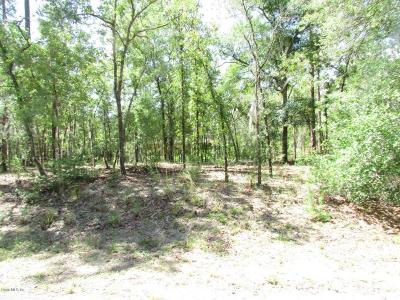 Dunnellon FL Residential Lots & Land For Sale: $19,500