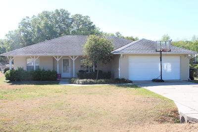 Ocala Single Family Home For Sale: 4401 NE 18th Terrace