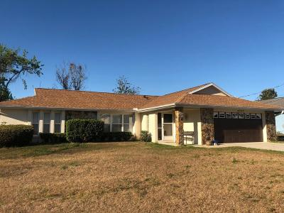 Belleview Single Family Home For Sale: 4253 SE 106th Place
