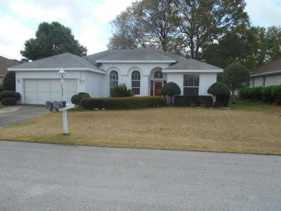 Ocala FL Single Family Home For Sale: $169,000