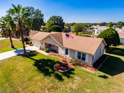 Marion County Single Family Home For Sale: 3402 NW 44th Terrace