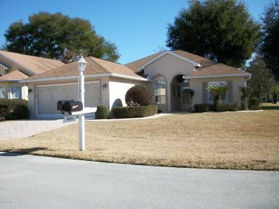 Ocala Single Family Home For Sale: 11171 SW 73rd Court