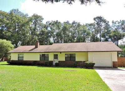 Ocala Single Family Home For Sale: 3219 NE 31st Ave