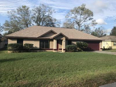 Marion County Rental For Rent: 10 Water Track Court