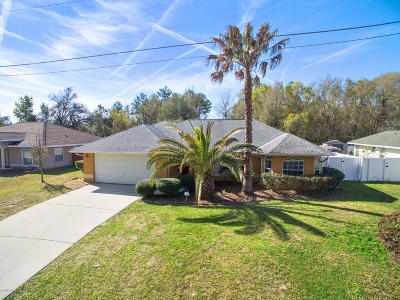 Ocala Single Family Home For Sale: 4450 SW 132nd Place