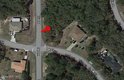 Residential Lots & Land For Sale: Olive Road