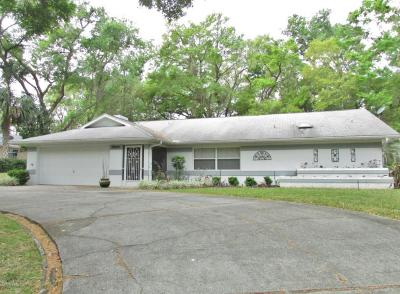 Dunnellon Single Family Home For Sale: 18925 SW 93 Loop