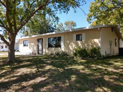 Ocala Single Family Home For Sale: 9075 SW 103rd Lane