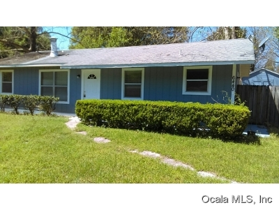 Ocala Rental For Rent: 6440 NW 13th Avenue