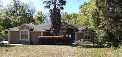 Ocala Single Family Home For Sale: 802 SE 50 Terrace